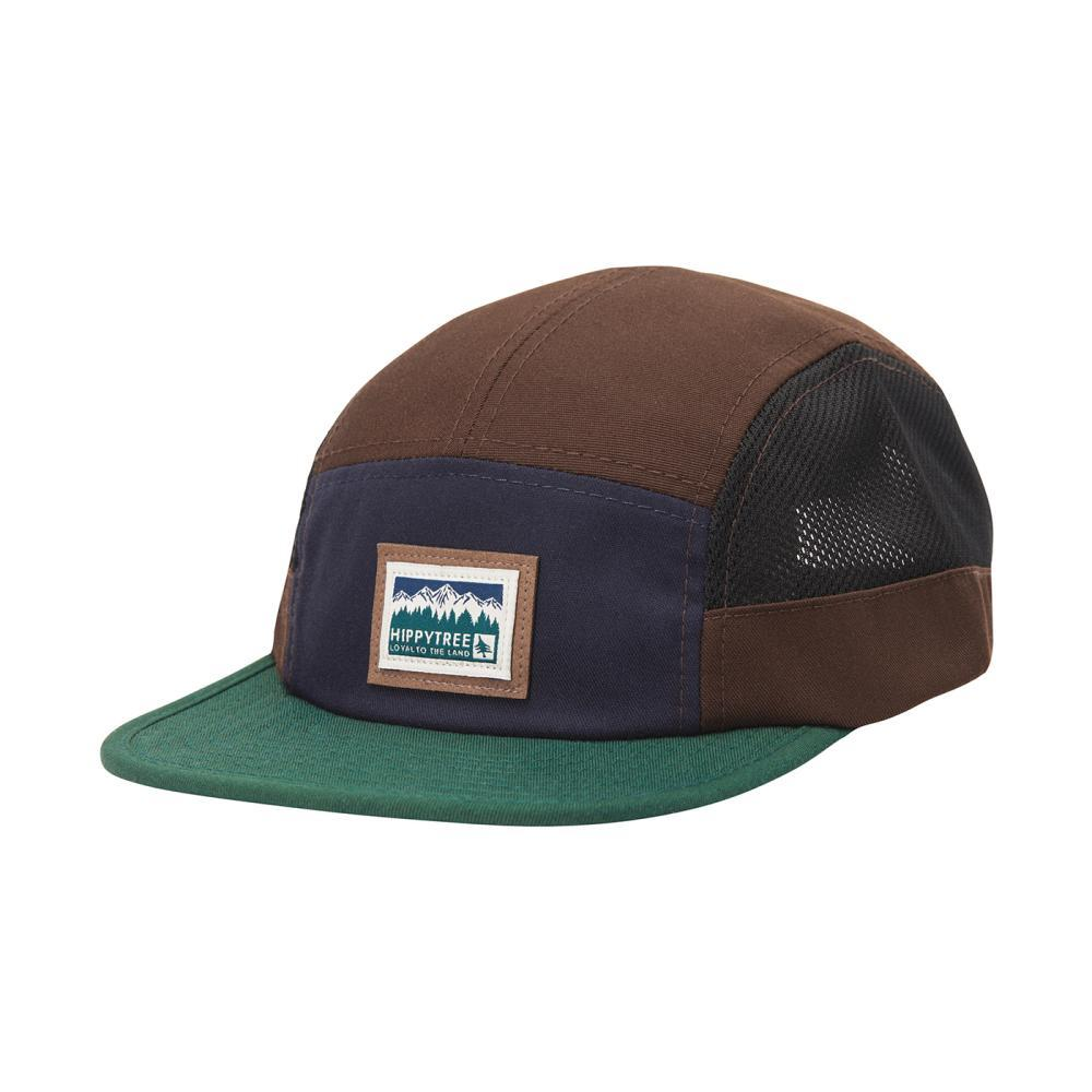 HippyTree Crosstrek Hat BROWN