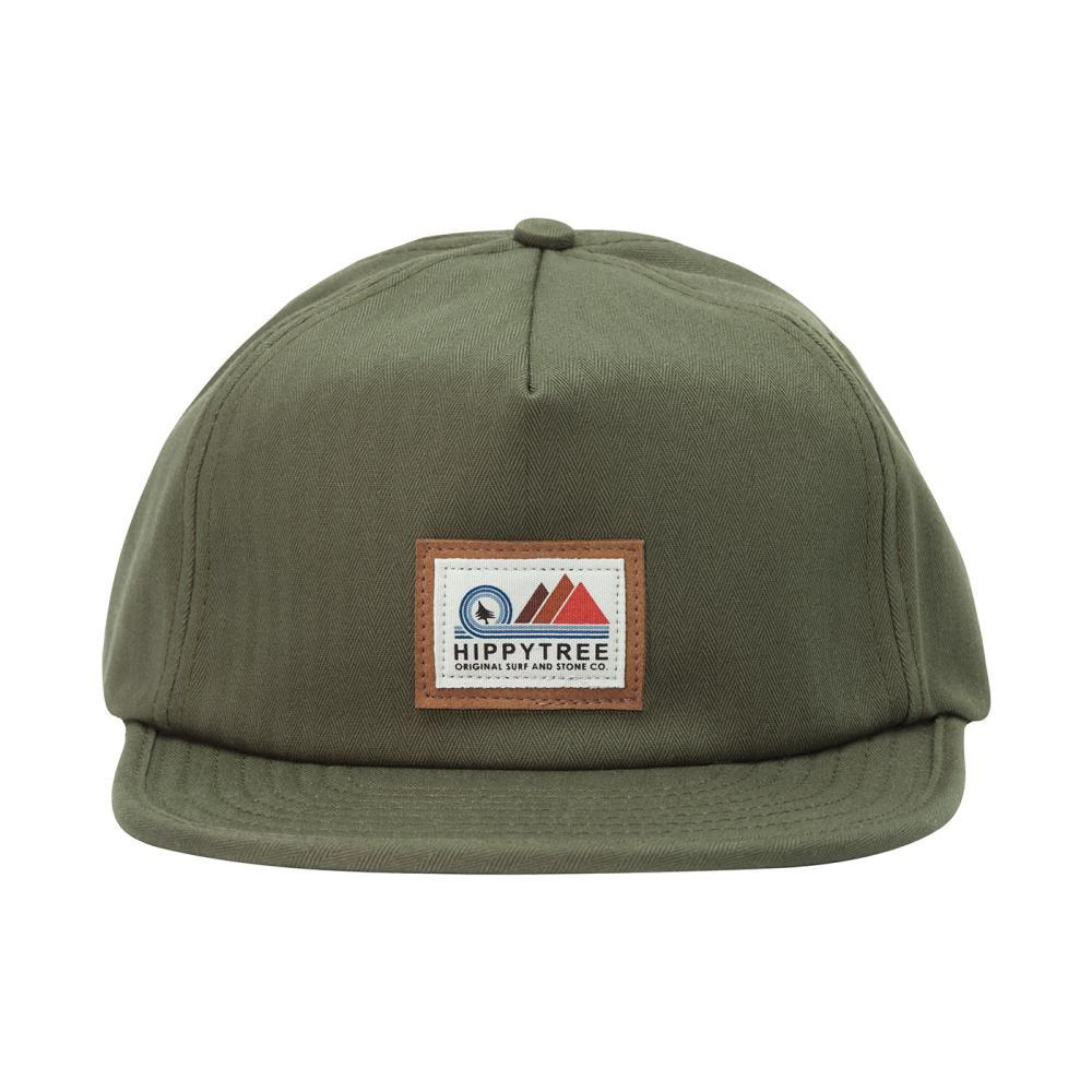 HippyTree Icon Hat ARMY