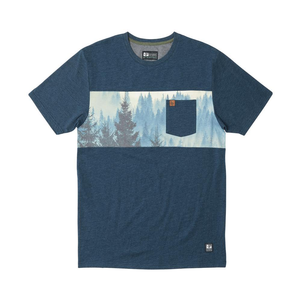 HippyTree Men's Pinecrest Tee HTHNAVY