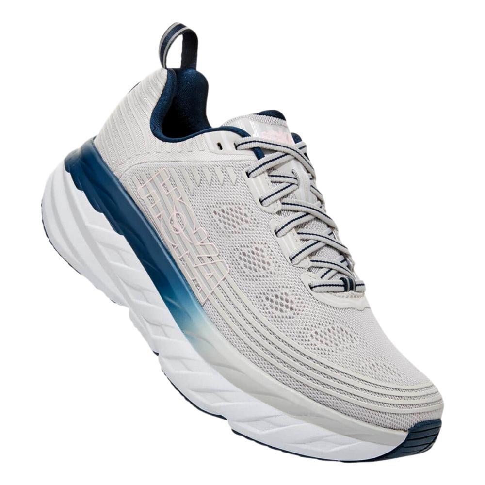 HOKA ONE ONE Women's Bondi 6 Running Shoes - Wide LROC.NCLD_LRNC