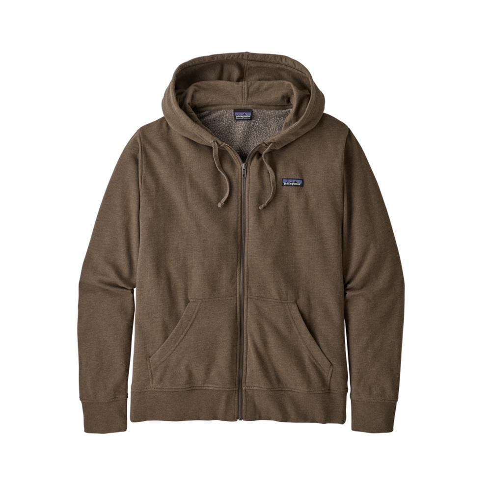 Patagonia Men's P-6 Label Lightweight Full-Zip Hoody BRWN_BTBR