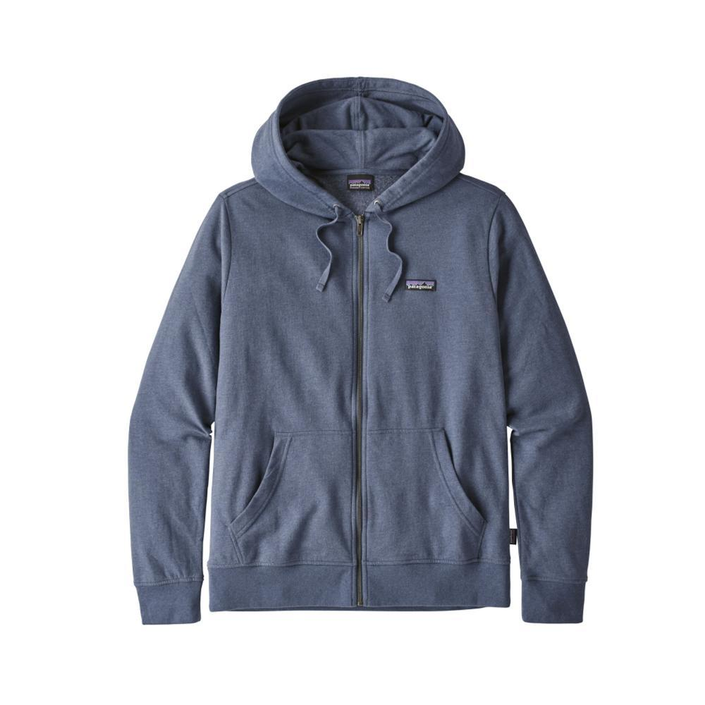 Patagonia Men's P-6 Label Lightweight Full-Zip Hoody DLMB_BLUE