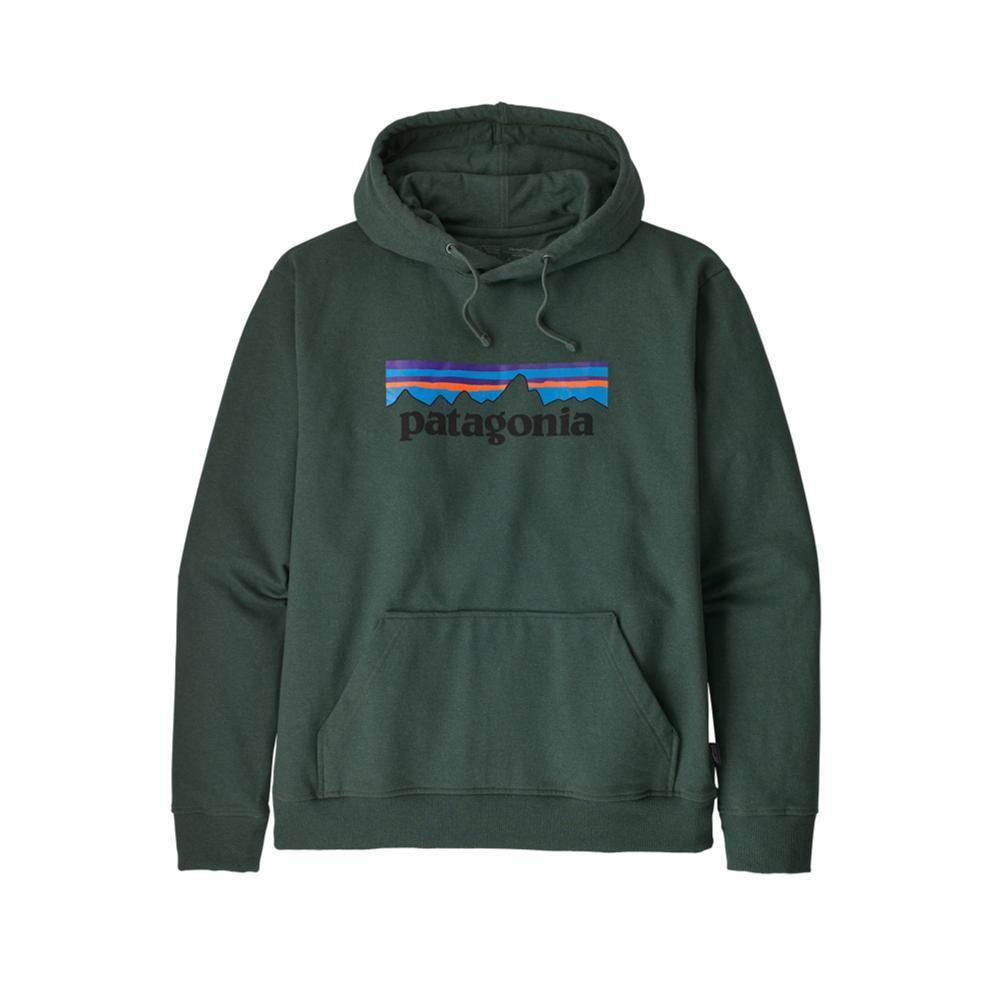 Patagonia Men's P-6 Logo Uprisal Hoody GRN_ARGR