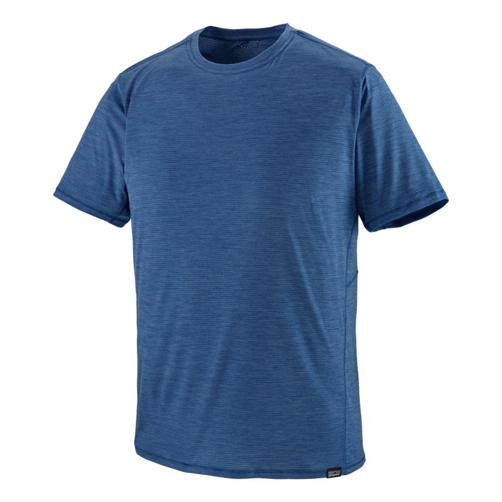 Patagonia Men's Capilene Cool Lightweight Shirt BLUE_SUPX