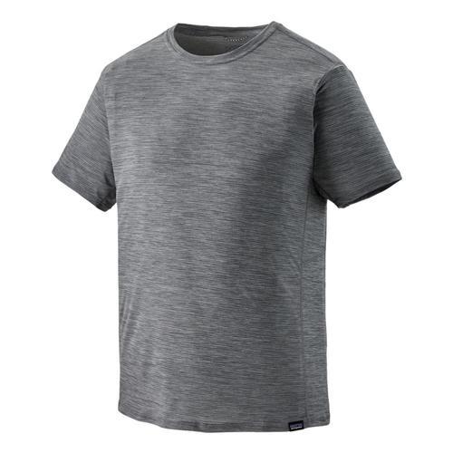 Patagonia Men's Capilene Cool Lightweight Shirt Fgrey_fgx