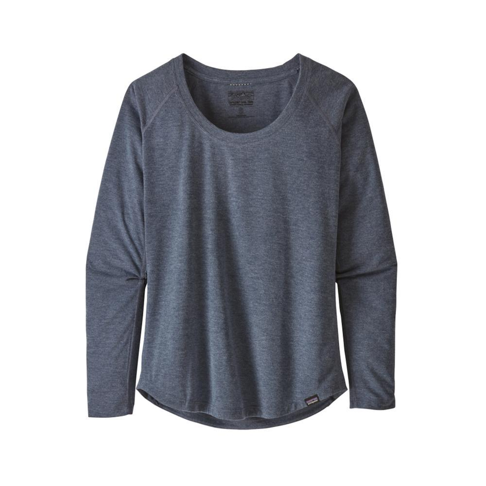 Patagonia Women's Long Sleeved Capilene Cool Trail Shirt NAVY_CNY