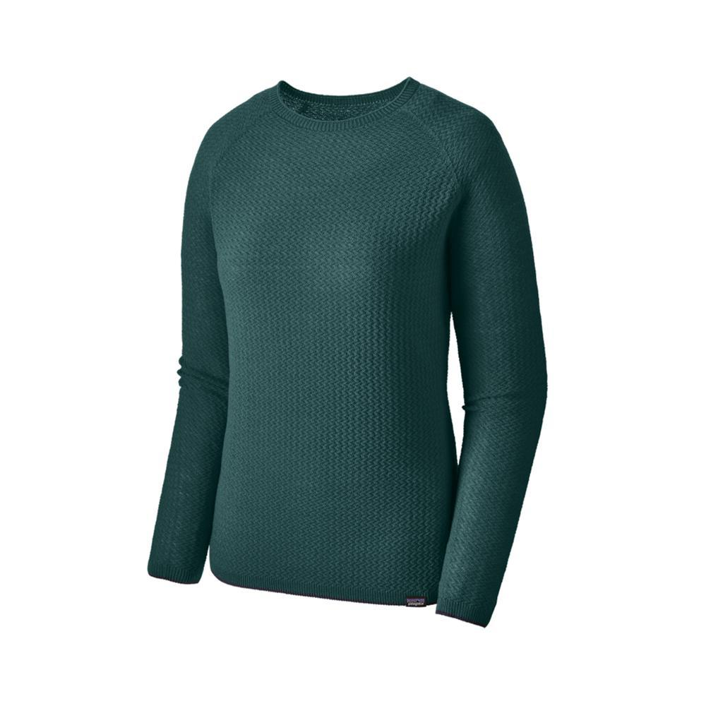 Patagonia Women's Capilene Air Crew Shirt GREEN_PIGR