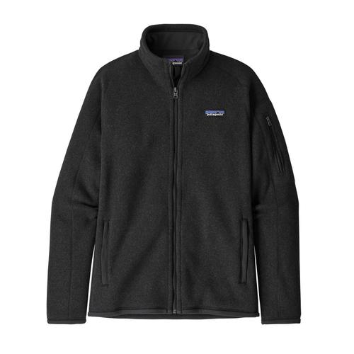 Patagonia Women's Better Sweater Jacket Black_blk