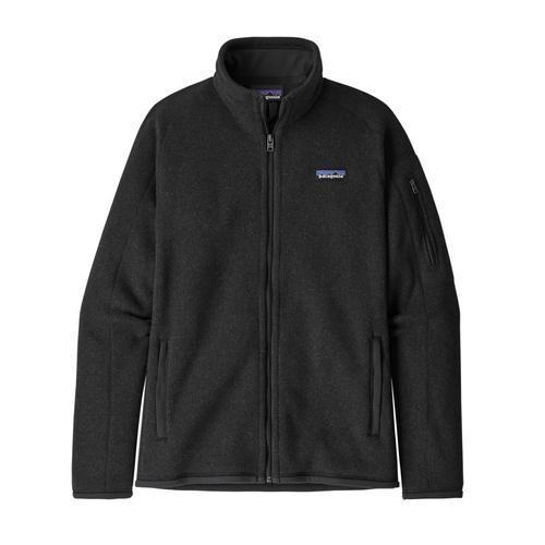 Patagonia Women's Better Sweater Jacket Black_blk