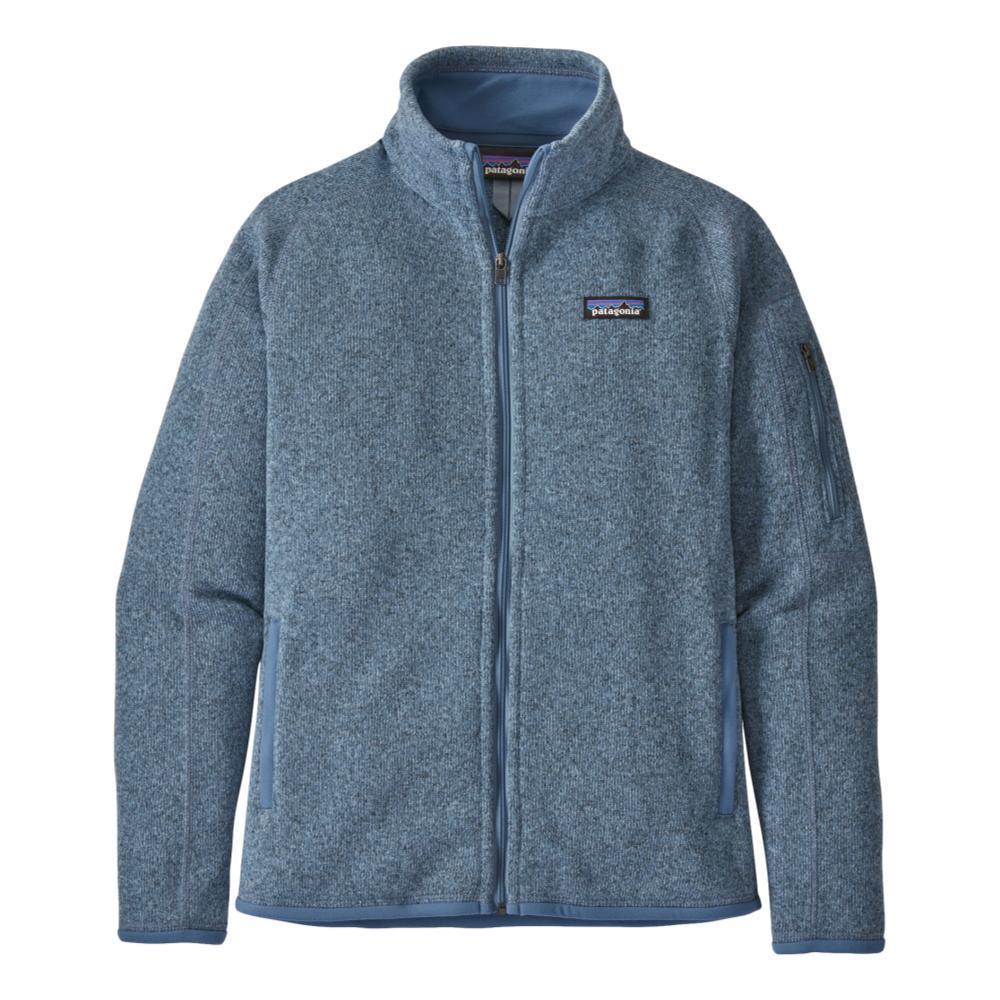 Patagonia Women's Better Sweater Jacket BLUE_BEBL