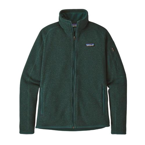 Patagonia Women's Better Sweater Jacket Green_pigr