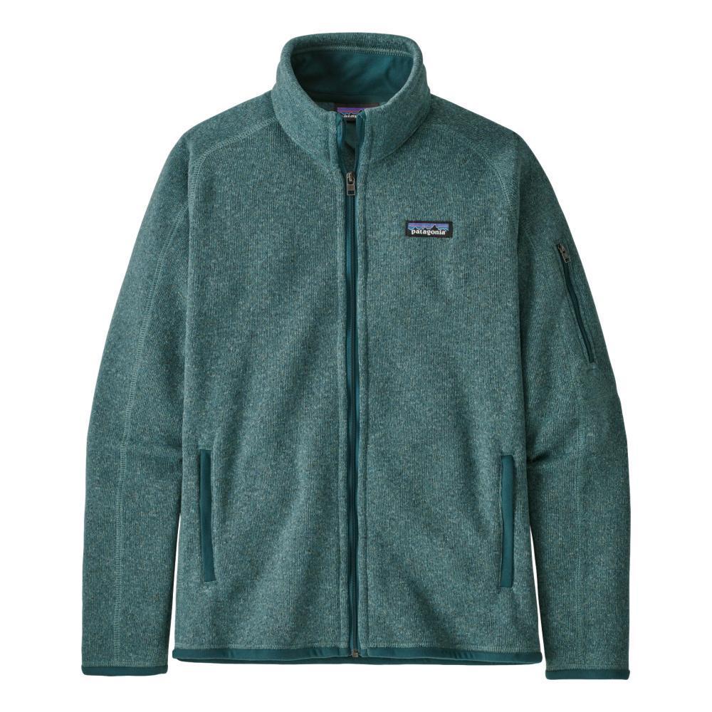 Patagonia Women's Better Sweater Jacket GREEN_REGG