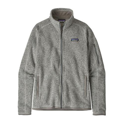 Patagonia Women's Better Sweater Jacket White_bcw
