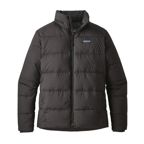 Patagonia Men's Silent Down Jacket Black_blk