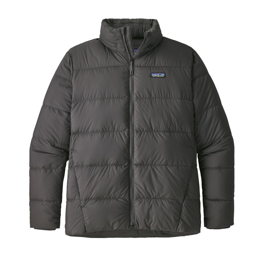Patagonia Men's Silent Down Jacket GREY_FGE