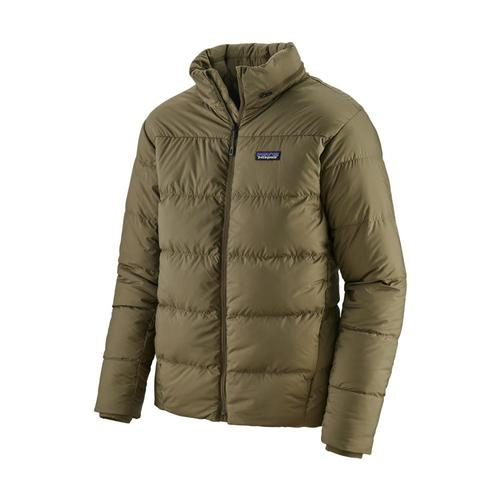 Patagonia Men's Silent Down Jacket Khaki_ska