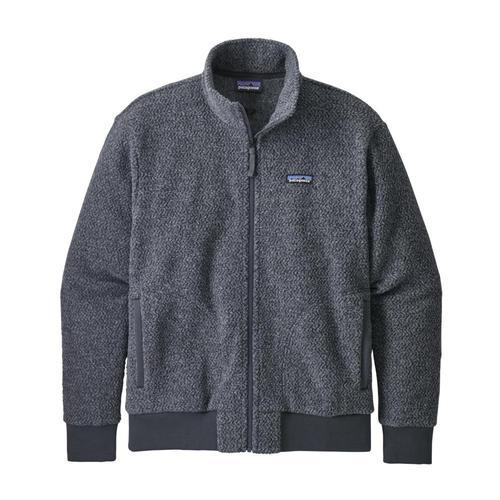 Patagonia Men's Woolyester Fleece Jacket Grey_fge