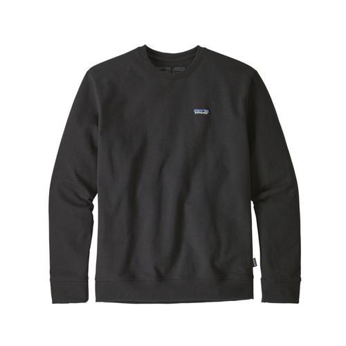 Patagonia Men's P-6 Label Uprisal Crew Sweatshirt Blk_blk