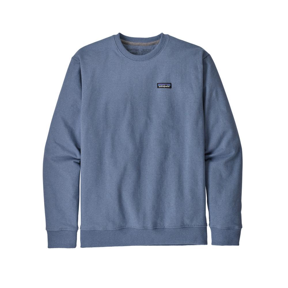 Patagonia Men's P-6 Label Uprisal Crew Sweatshirt BLUE_WOBL