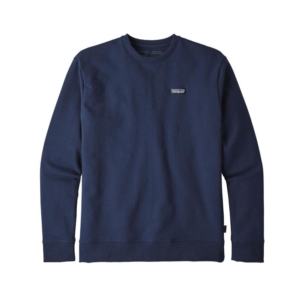 Patagonia Men's P-6 Label Uprisal Crew Sweatshirt NAVY_CNY