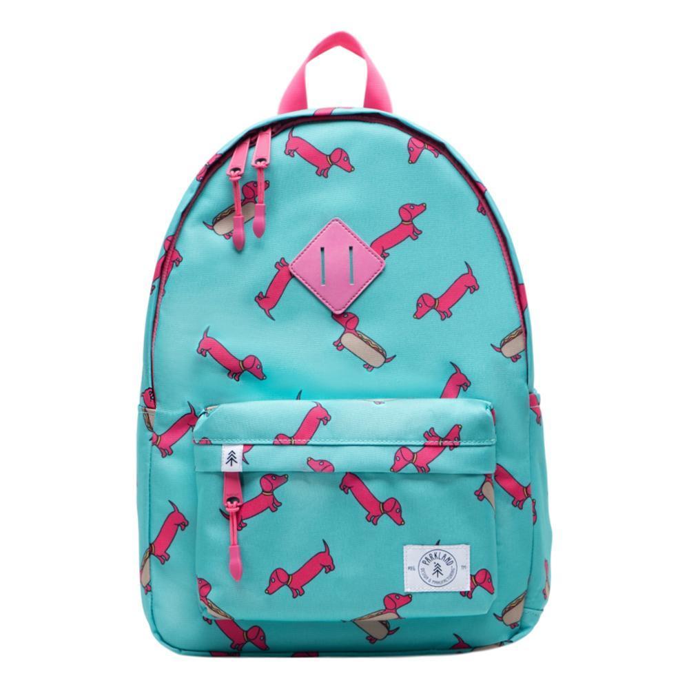Parkland Kids Bayside Backpack PNKHOTDOG