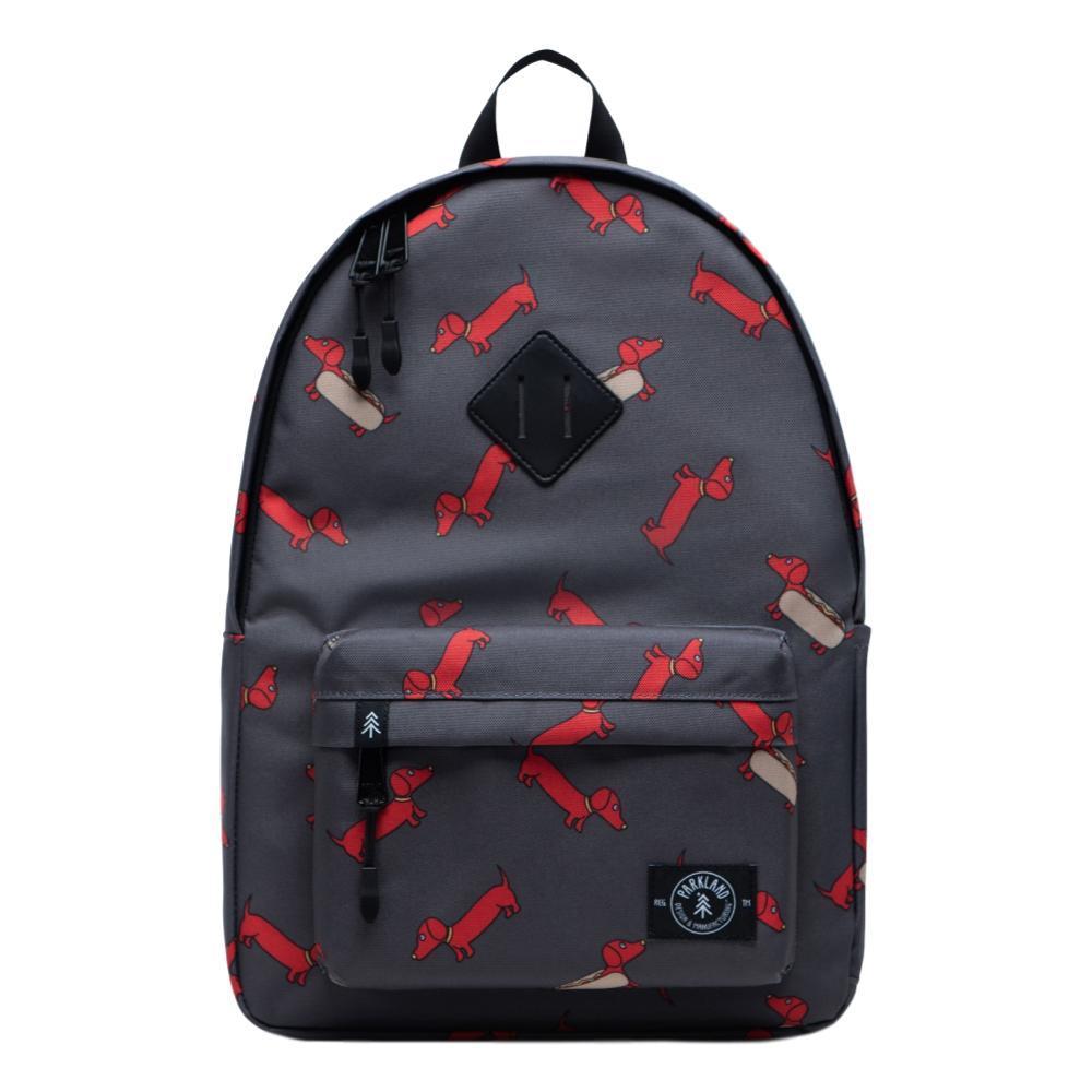 Parkland Kids Bayside Backpack REDHOTDOG