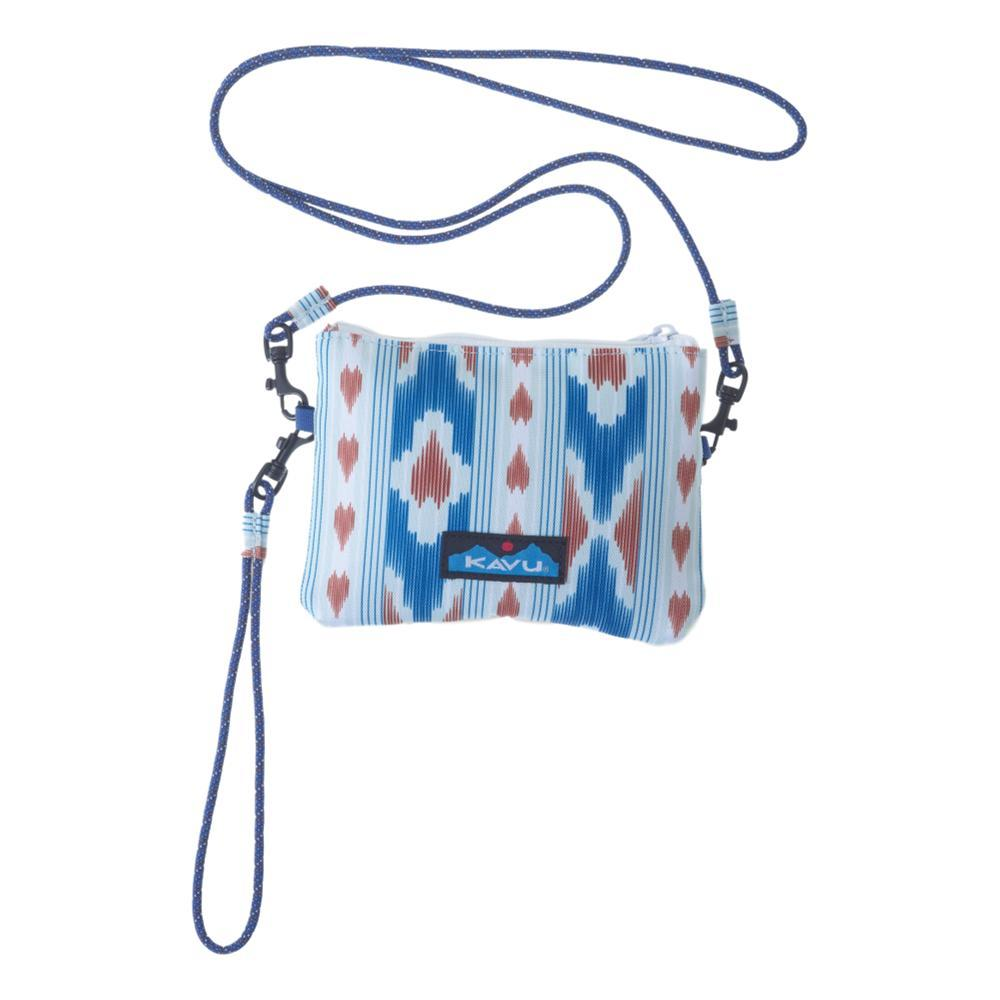 KAVU Renrose Cross Body Wallet RIVR_1020