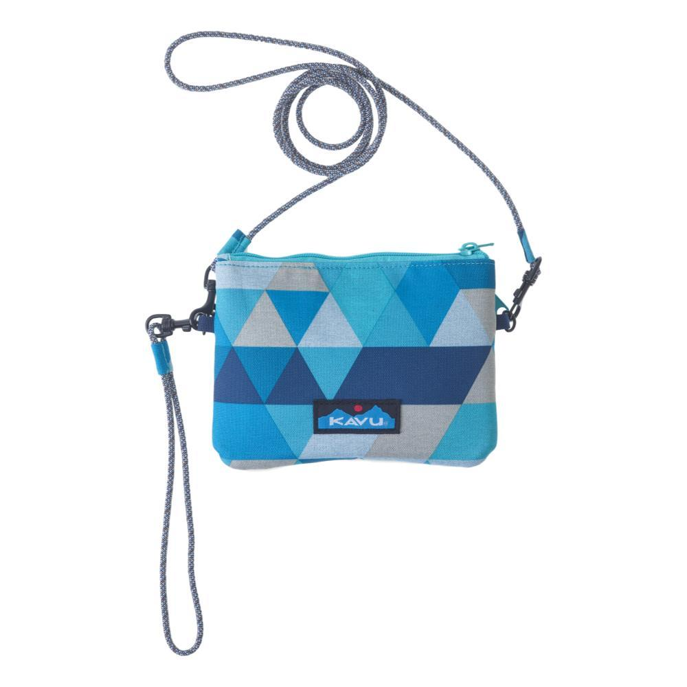 KAVU Renrose Cross Body Wallet TEXT_1023