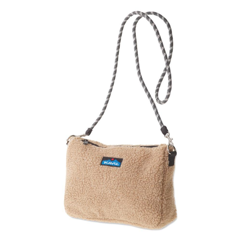 KAVU So Fleecey Cross Body Bag DRIFTW_394