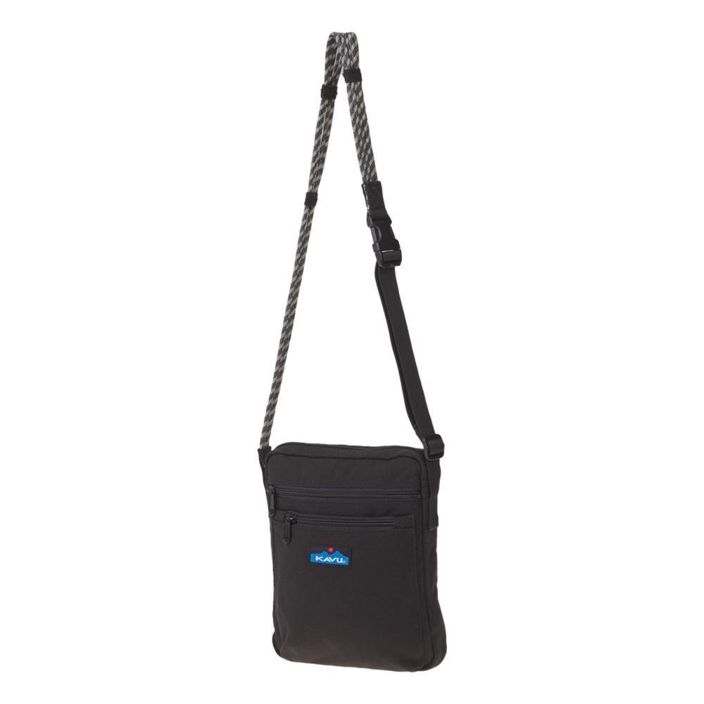 KAVU Zippit Cross Body Bag BLACK_20