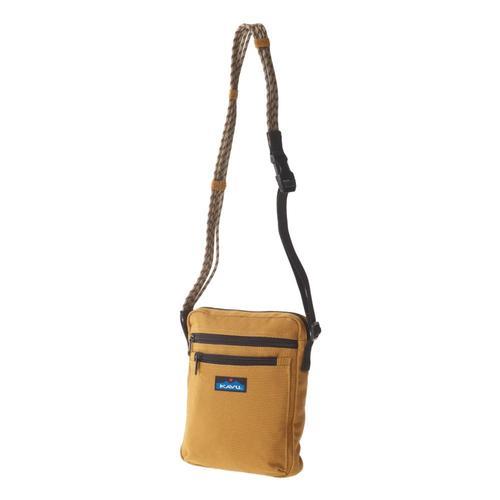 KAVU Zippit Cross Body Bag Tobacco_91
