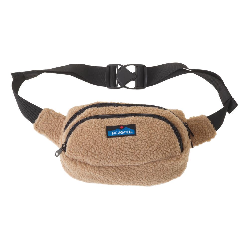 KAVU Fleece Spectator Hip Pack DRIFTW_394