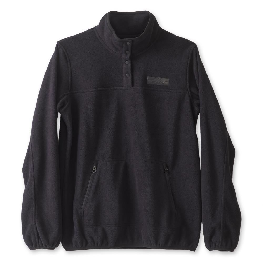 KAVU Women's Cavanaugh Pullover BLACK_20