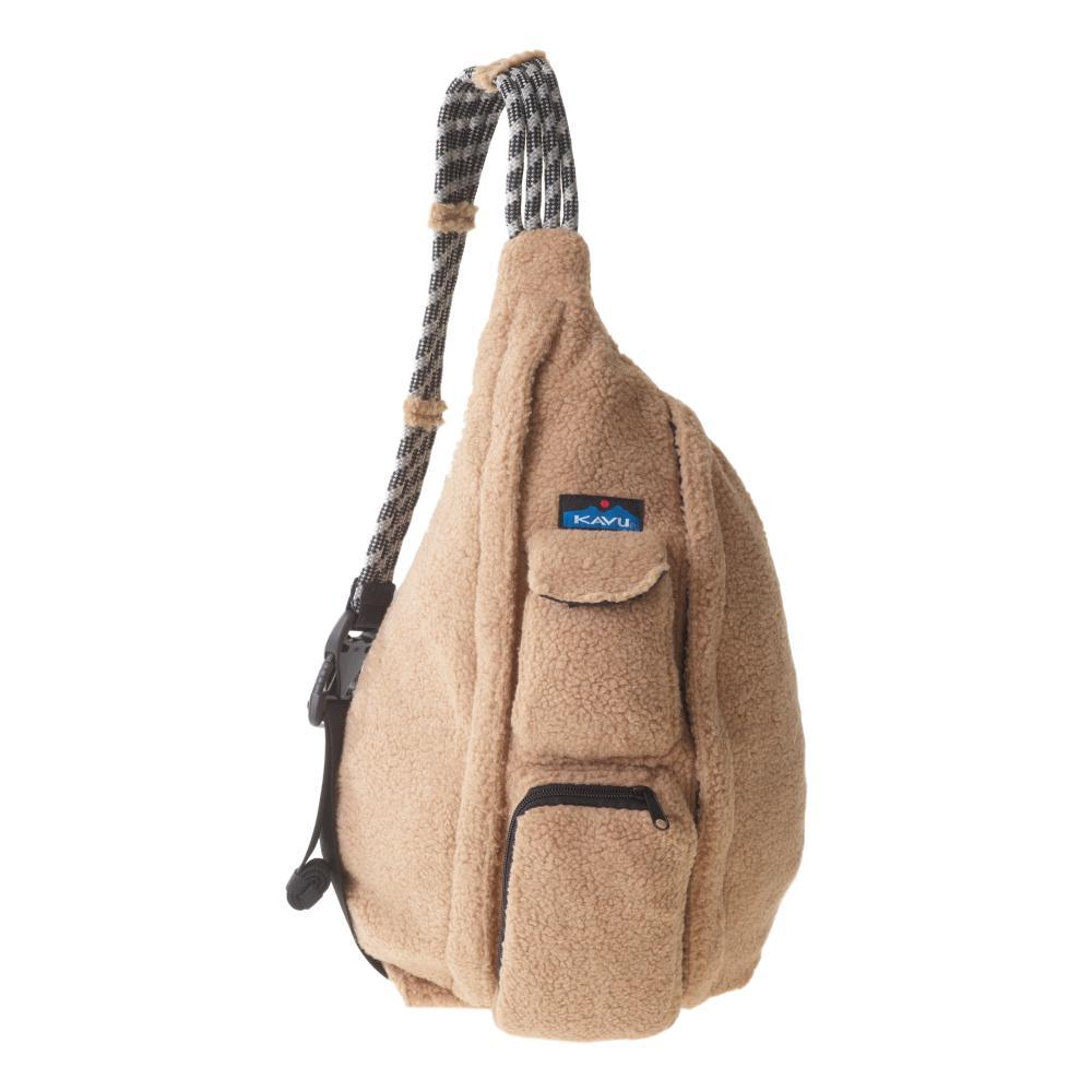 KAVU Rope Fleece Sling Pack DRIFW_394