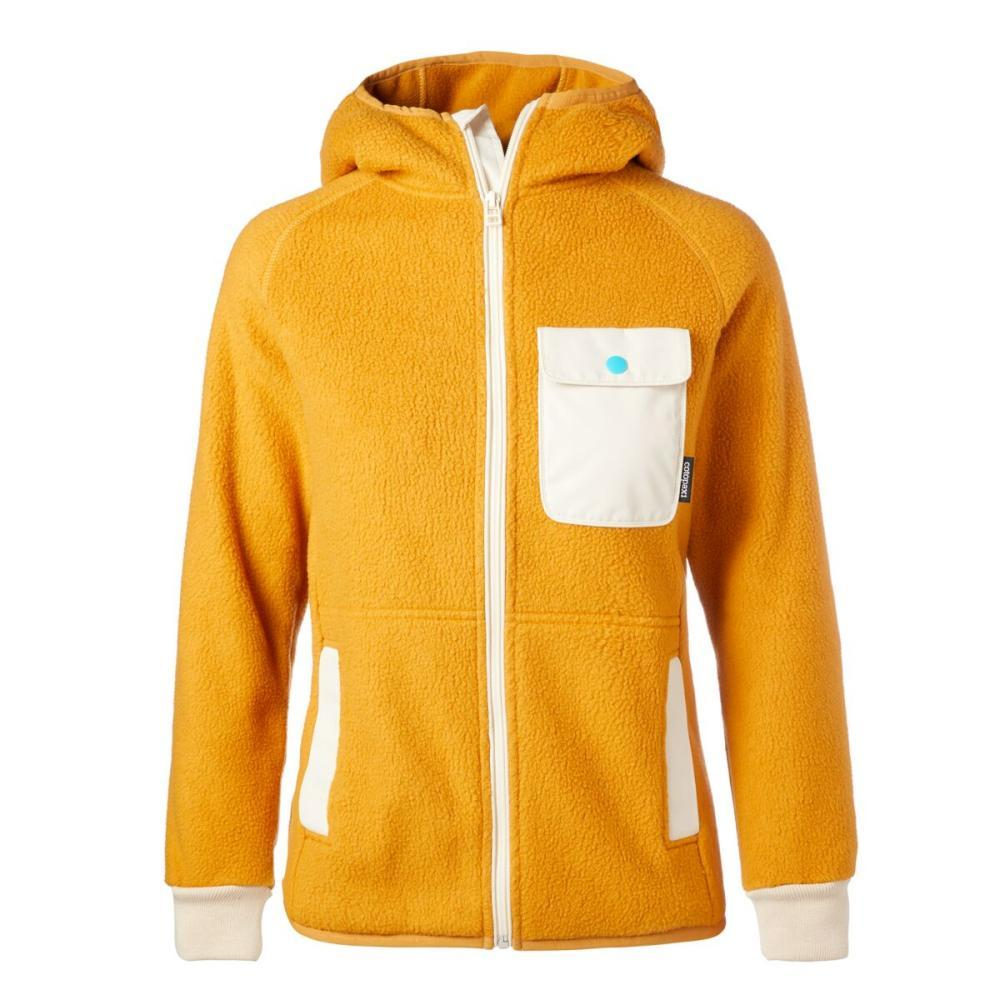 Cotopaxi Women's Cubre Hooded Full-Zip Jacket SAHARA