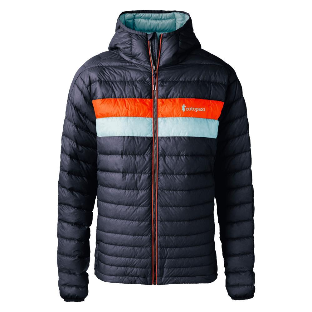 Cotopaxi Men's Fuego Down Hooded Jacket GRAPHITE