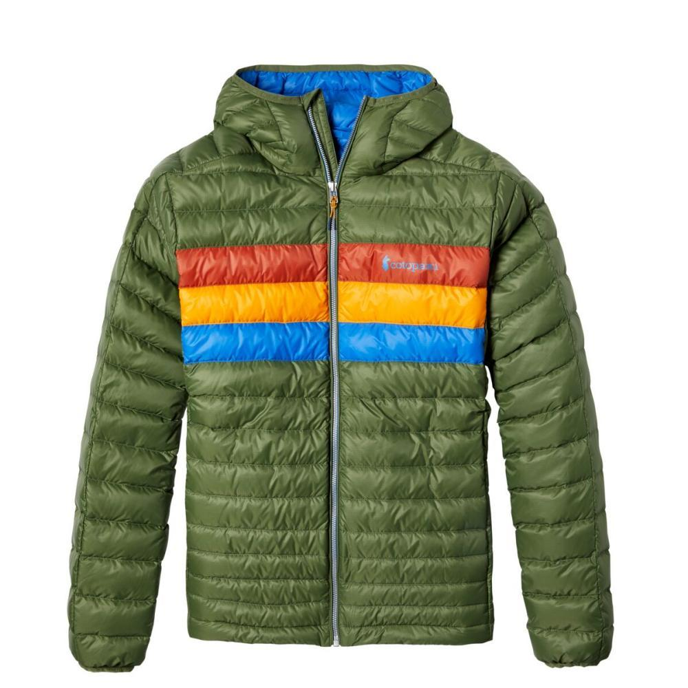 Cotopaxi Men's Fuego Down Hooded Jacket PINE