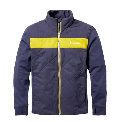 Cotopaxi Men's Monte Hybrid Insulated Jacket Graphite