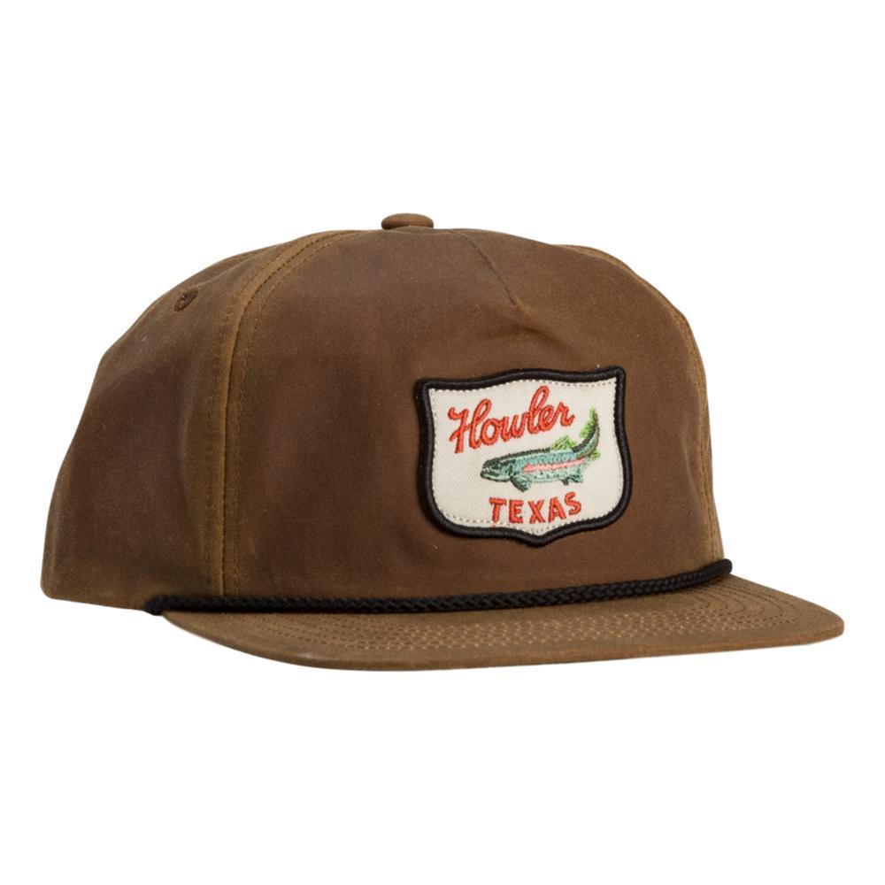 Howler Brothers Howler Club Snapback Hat WAXSANDSTO