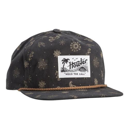 Howler Brothers Bandito Print Snapback Hat Antiqublk