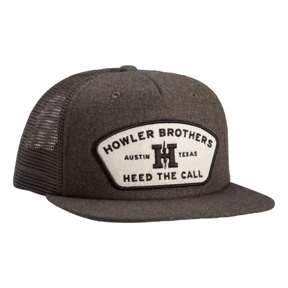 Howler Brothers Howler Feedstore Snapback Hat FLANNELOLI