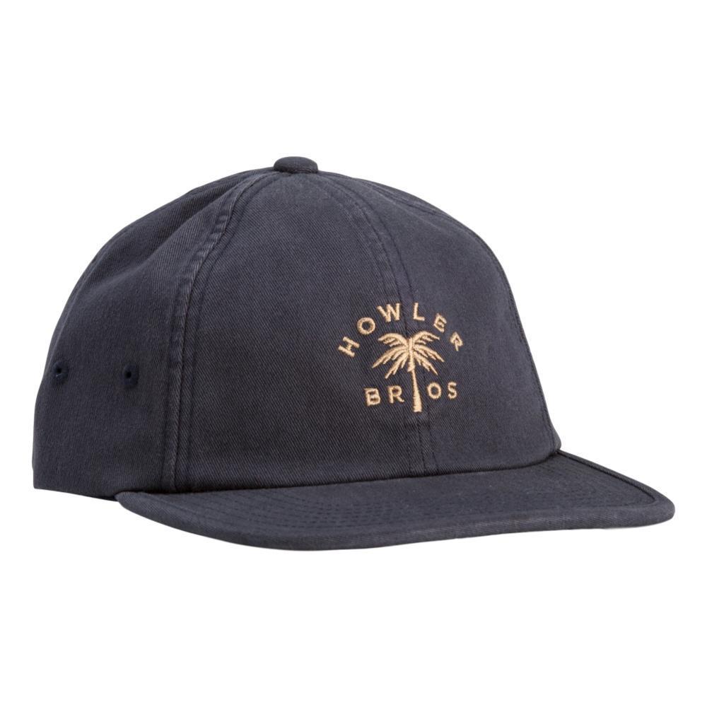 Howler Brothers Howler Palm Strapback Hat DEEPNAVY