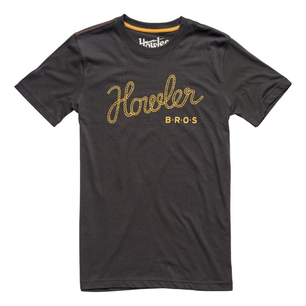 Howler Brothers Men's Tie Down T-Shirt ANTIQUEBLK