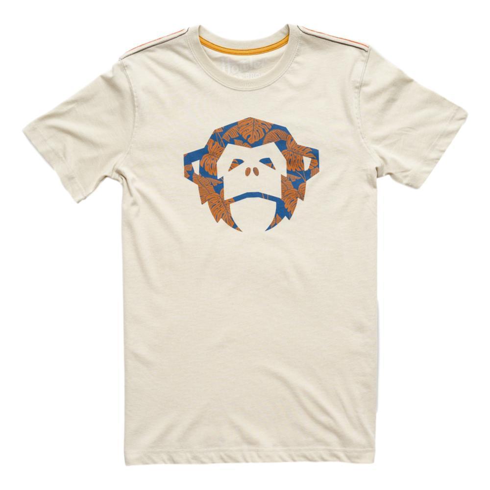 Howler Brothers Men's El Mono Tropical T-Shirt MONSTERA