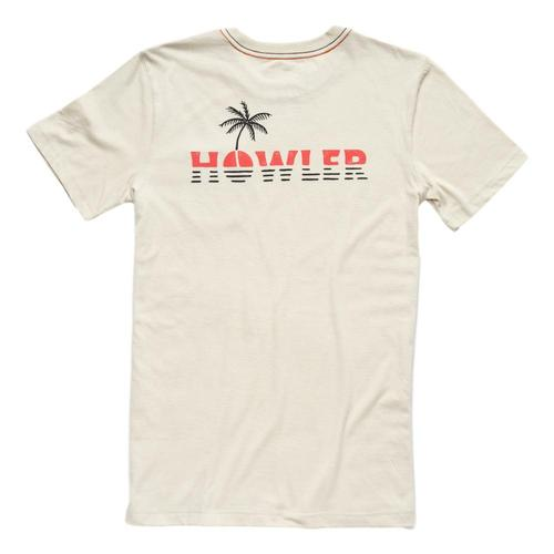 Howler Brothers Men's Horizon Pocket T-Shirt Sand