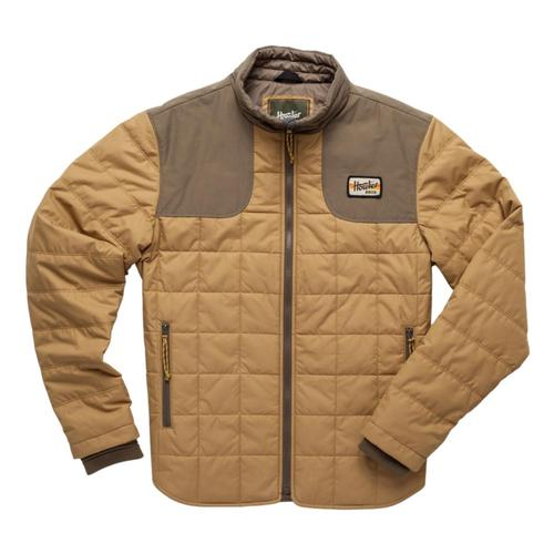 Howler Brothers Men's Merlin Jacket Khaki_kki