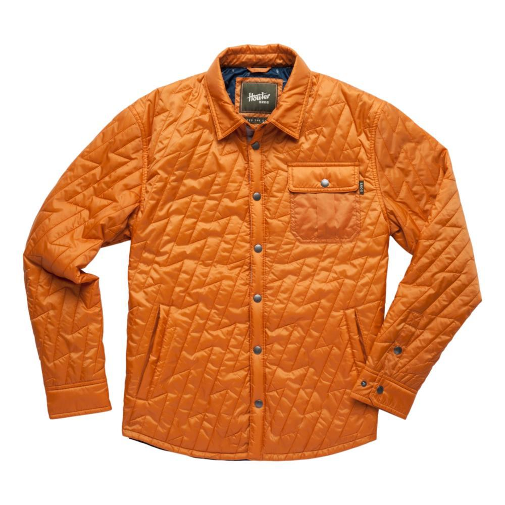Howler Brothers Men's Lightning Quilted Jacket TOASTED_ORG