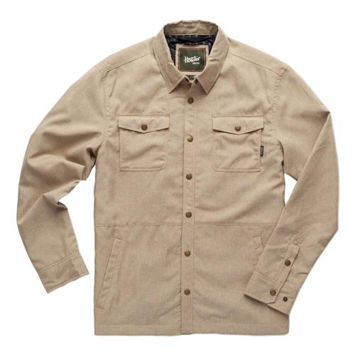 Howler Brothers Men's Roadrunner Shell Natural_tan
