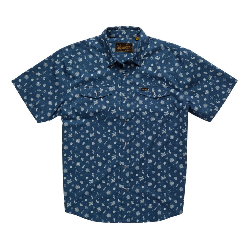 Howler Brothers Men's H Bar B Snapshirt BLUE_BPB