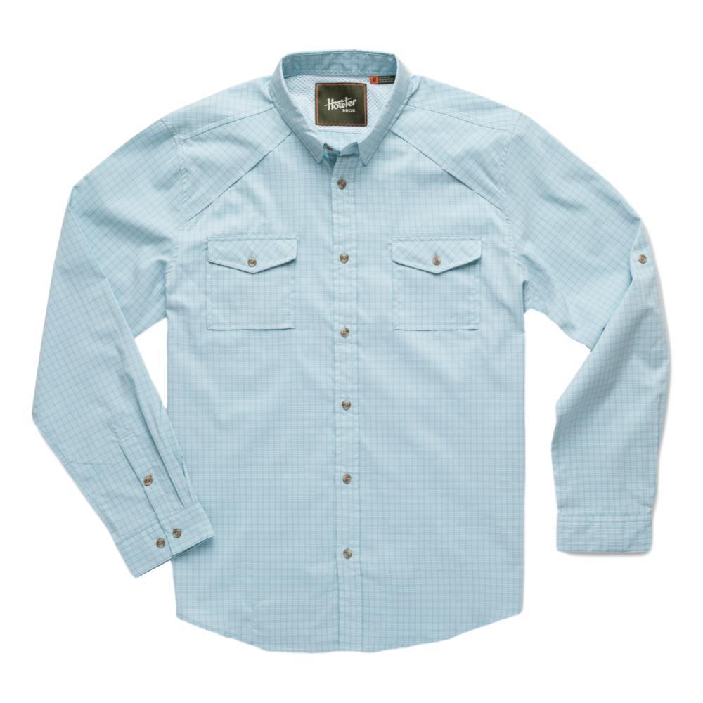 Howler Brothers Men's Firstlight Tech Shirt BLUE_PPB